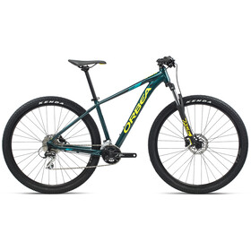 Orbea MX 50, ocean/yellow